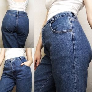 Mom Jeans 90s High Rise